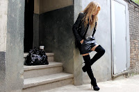 Over The Knee Boots Leather6
