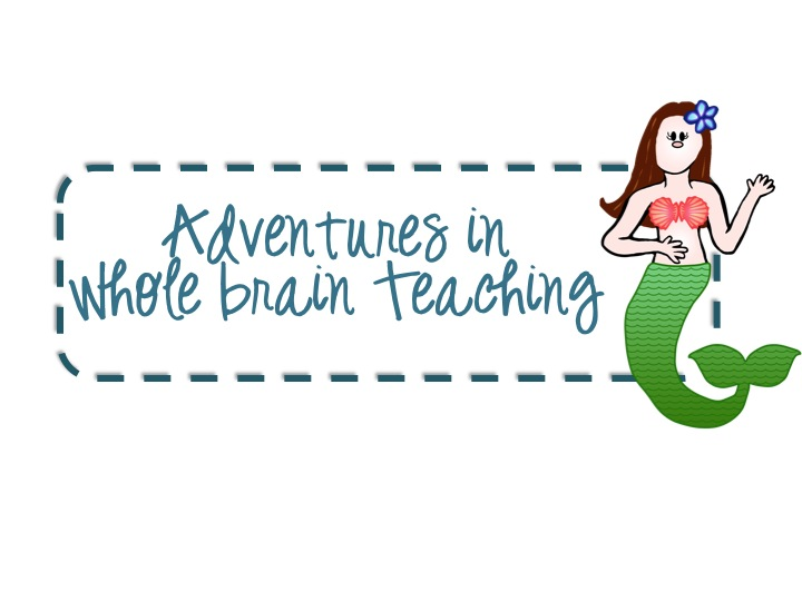 Adventures in Whole Brain Teaching