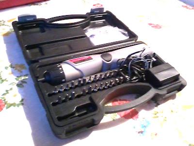 Интерскол ОА-4,8 с набором бит, фото