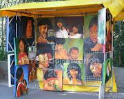 ESTER MALHEIROSPintura de Índios brasileiros006 (ester)