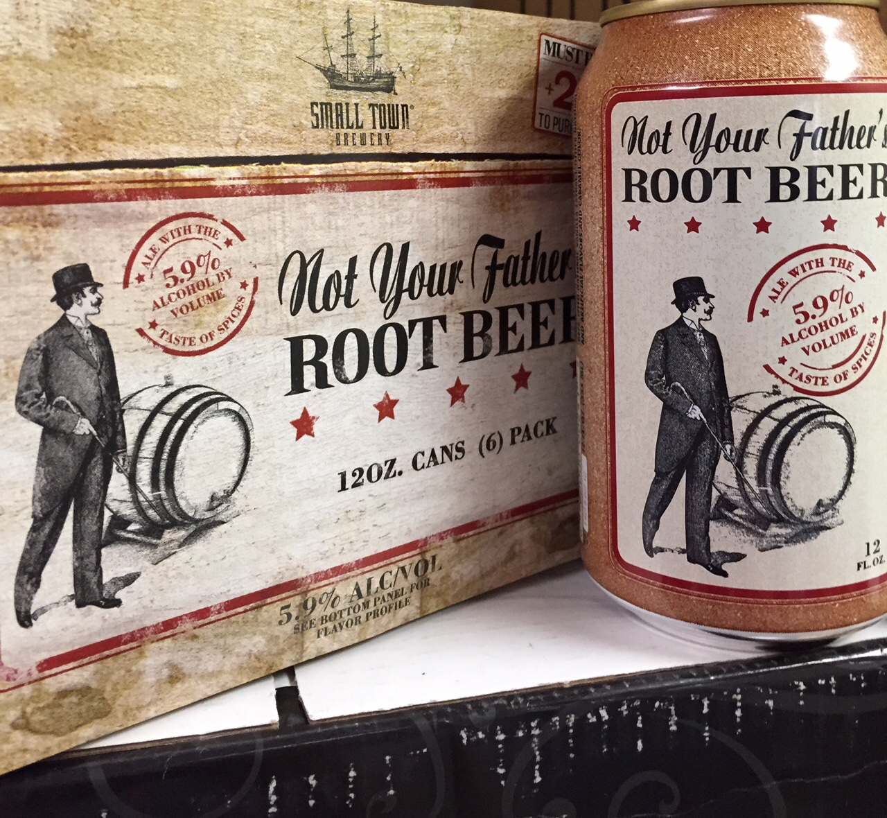 Where to buy not your father s root beer - Not Your Father S Root Beer In Cans