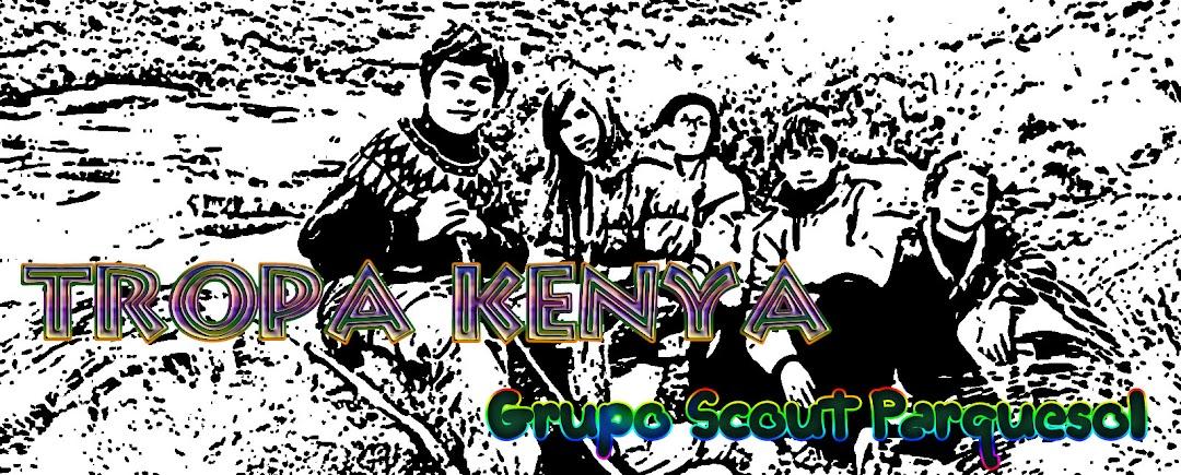 Tropa Kenya del Grupo Scout Parquesol de Valladolid