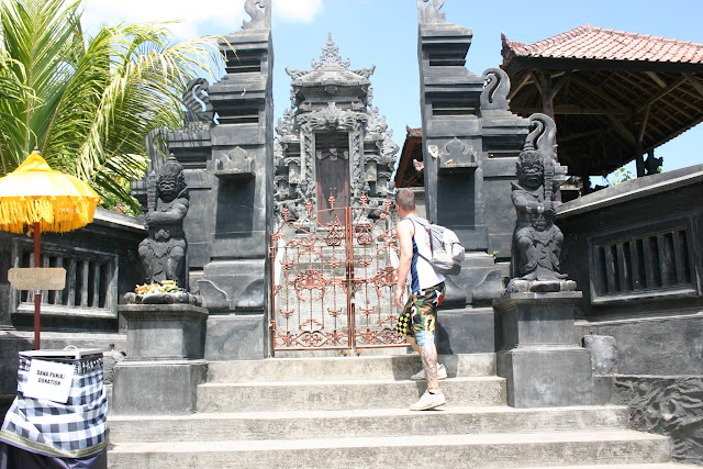 templo Tanah Lot en Bali