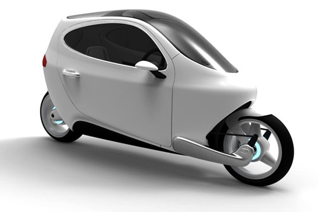 New Launched Hybrid Motor Bike Car