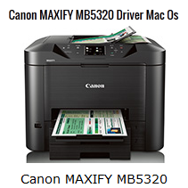 Canon MAXIFY MB5320 Driver printer For Linux