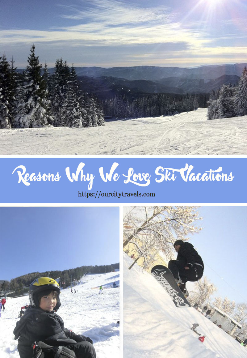 Ski vacations; snowboarding, snowshoeing and skiing are some of the activities you obviously can do only in the winter and only when snow is generous. There are good enough reasons why you should try skiing  this season as there are a lot of excuses why you wouldn't.