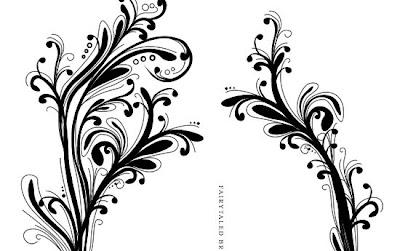 pincel florales