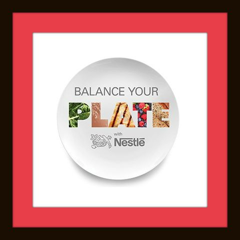 Nestle Balance Your Plate