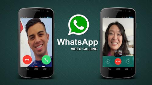 WhatsApp anuncia chamada em vídeo para Android, iPhone e Windows