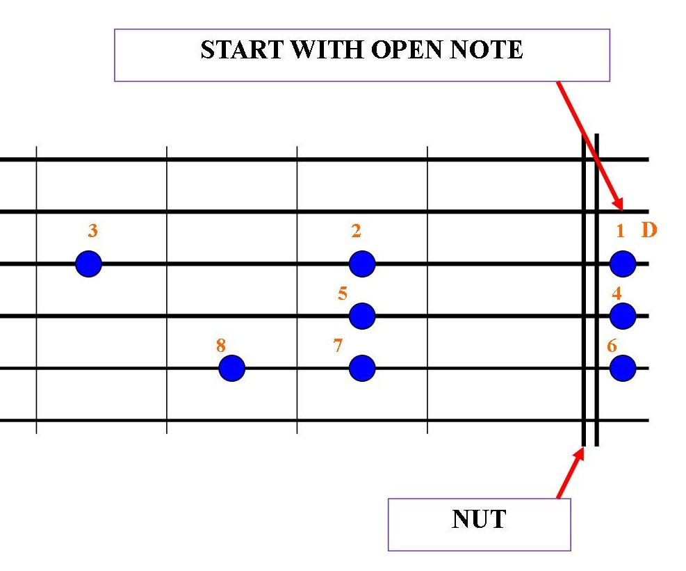 a reflection on learning how to play the guitar Hair metal reflections, taking up tutoring and avoiding 'wanky vibrato' with the six- string ninja.