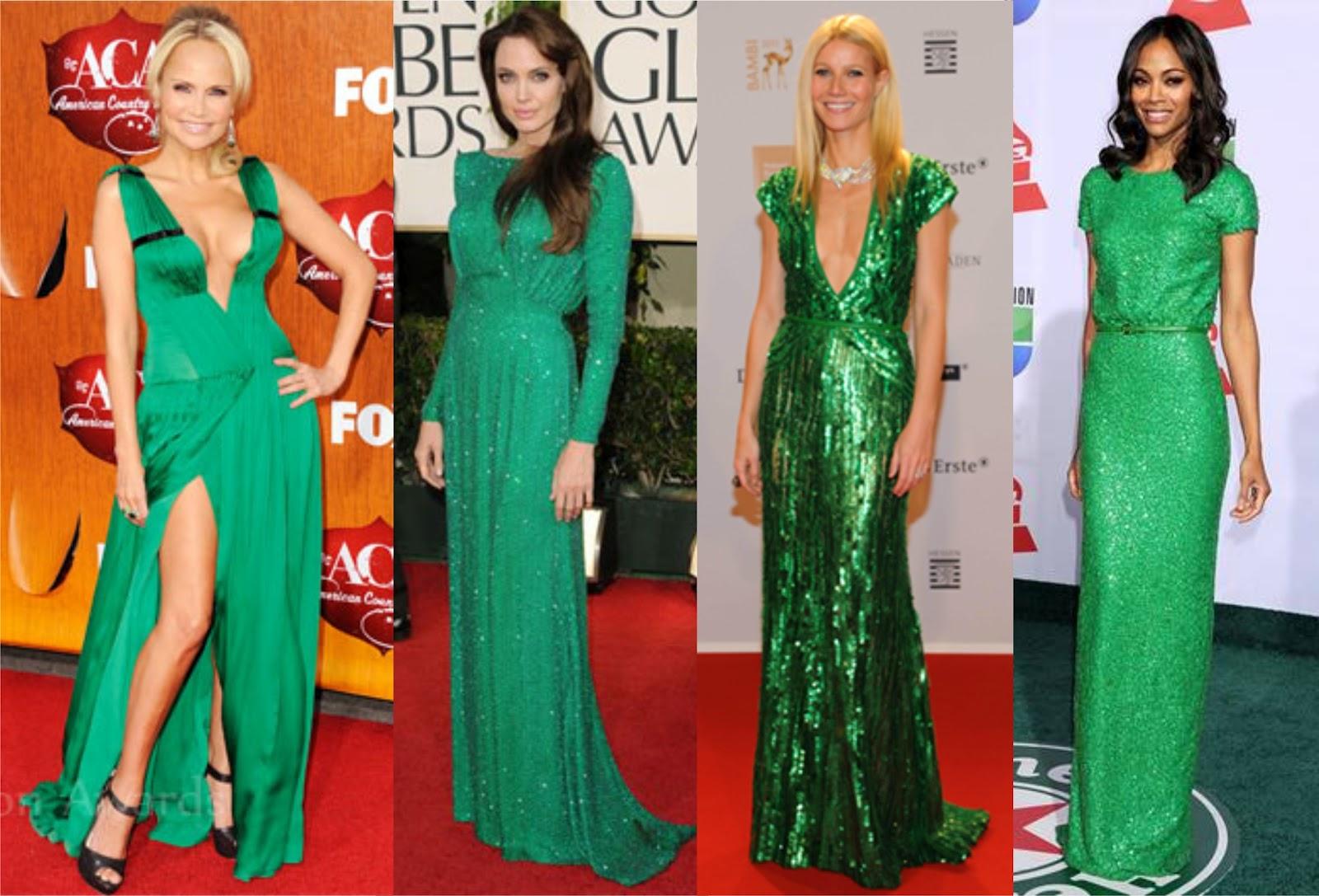 Que sapato usar com vestido longo verde esmeralda
