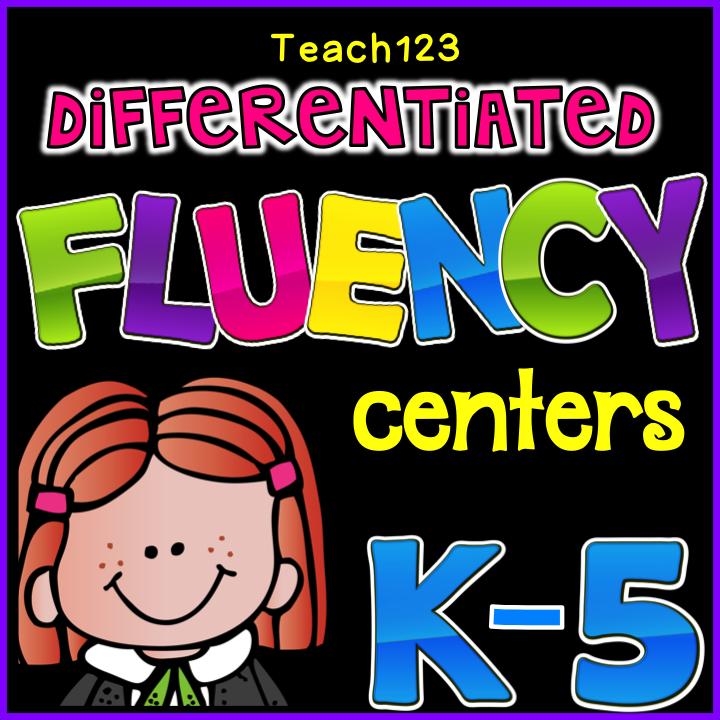 K-5 Fluency Centers