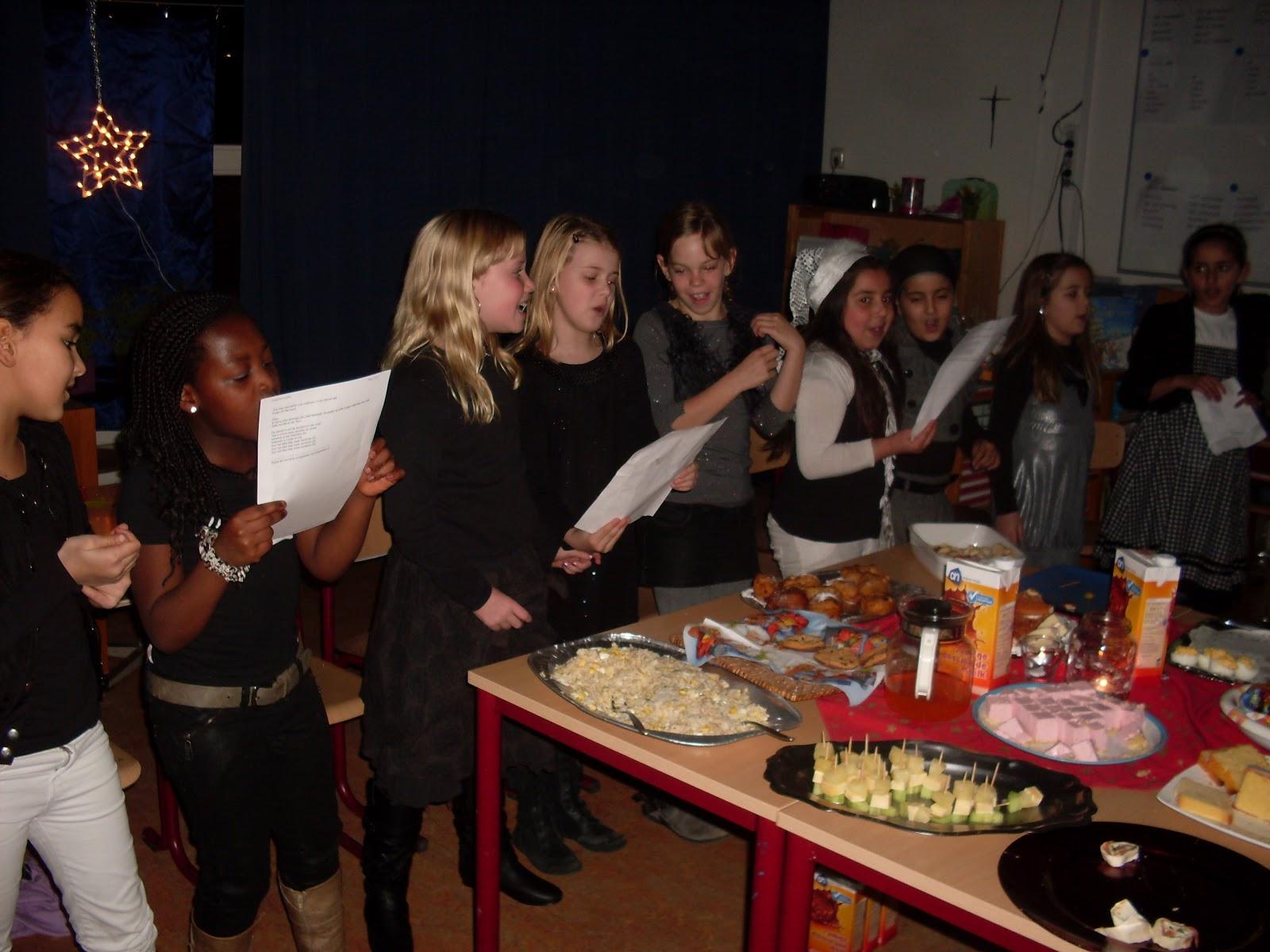 Dagblog groep 5: december 2011