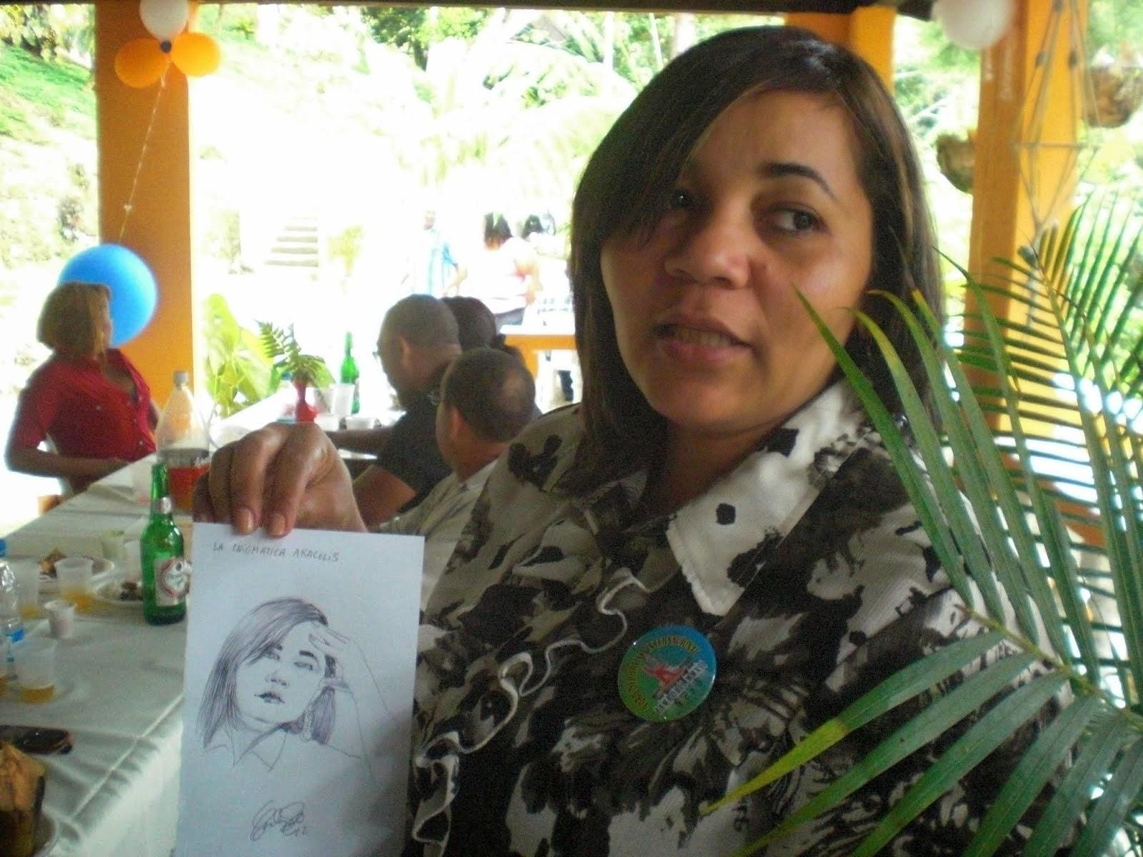 De Cumpleaños Sra. Aracelys Santana