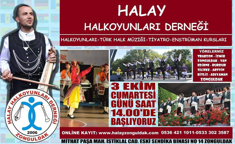 HALAY HALKOYUNLARI