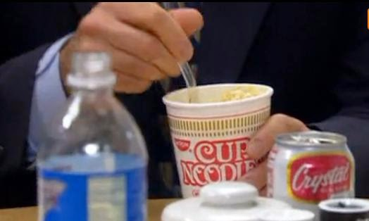 Instant Noodles is Not Good for You, Instant Noodles, ramen noodles