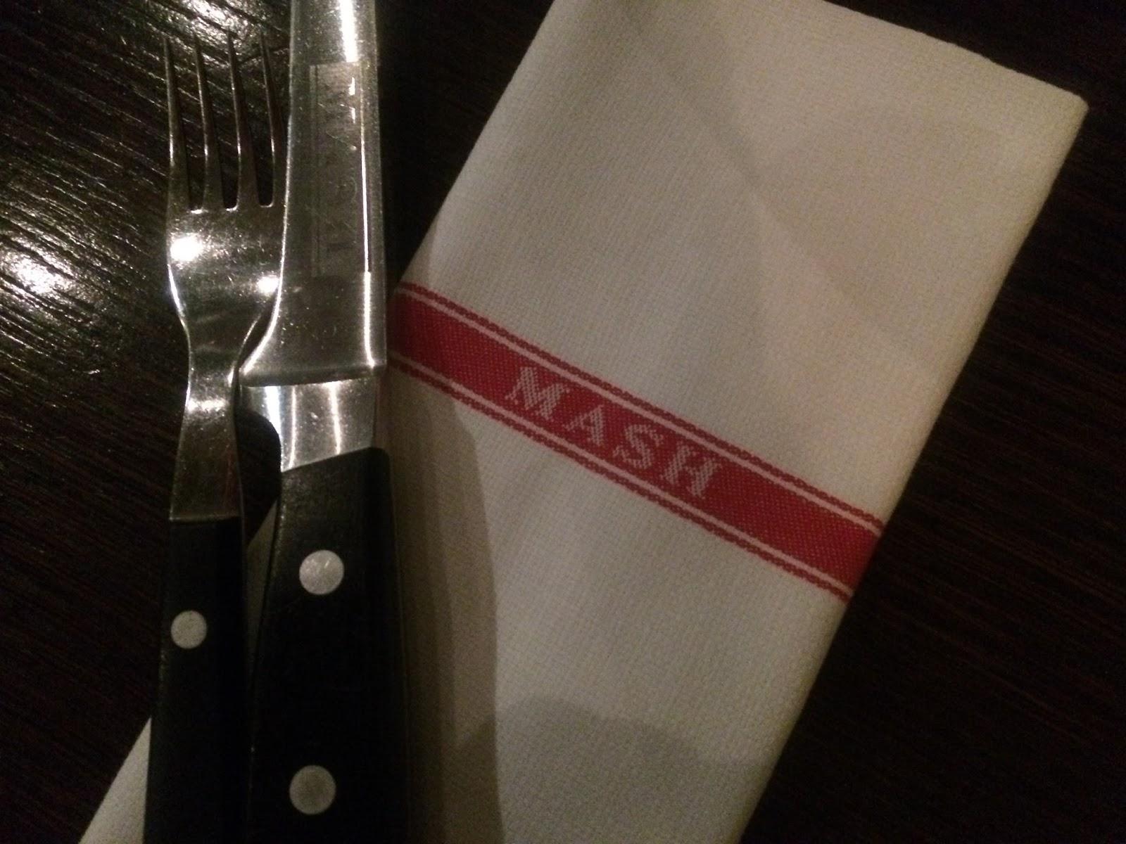 Copenhagen Travel Post - MASH Steak Restaurant Review