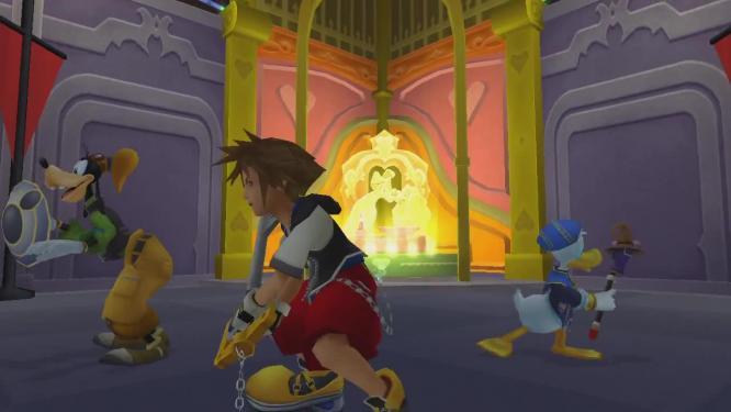 Kingdom Hearts HD 1.5 Remix Trophies