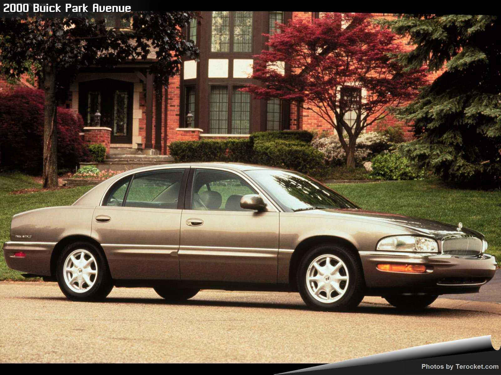 Hình ảnh xe ô tô Buick Park Avenue 2000 & nội ngoại thất