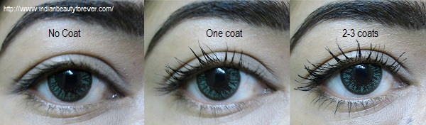 Clinique High Impact Mascara review, swatches and EOTDs - Indian ...