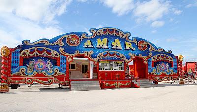 Le Cirque AMAR 2013