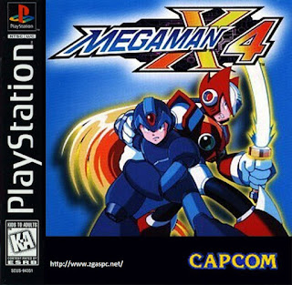 Free Download Games MegaMan X4 PSX ISO Full Version ZGASPC