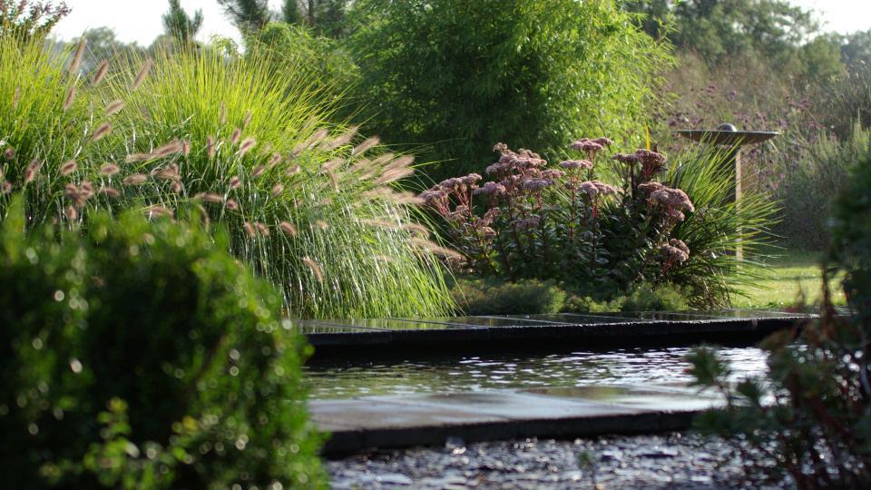 paradis express: les jardins de la poterie hillen