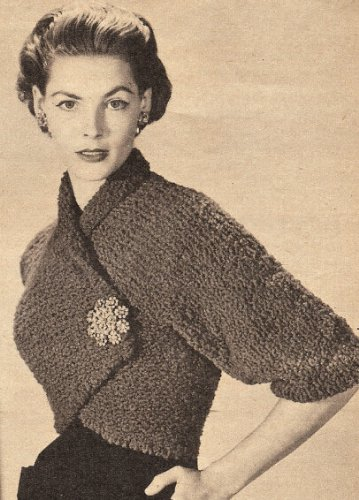 Patricia Roberts Knitting Patterns : les soeurs anglaises: a conversation with Patricia Roberts.........