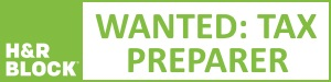 H&R Block Tax Preparer