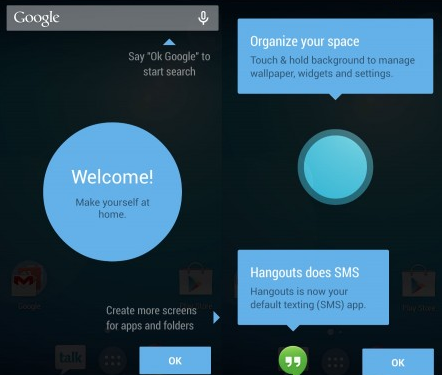 How To Download and Install Android 4.4 Kitkat Launcher on any Android