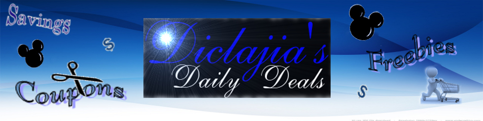 Diclajia's Daily Deals