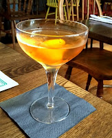 Jamie's Italian Nottingham Review | Morgan's Milieu: The Stiletto Manhattan, a lovely drink for the ladies!