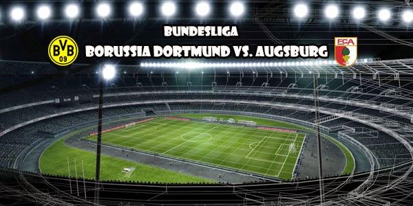 Prediksi Liga Jerman : Borussia Dortmund vs Augsburg