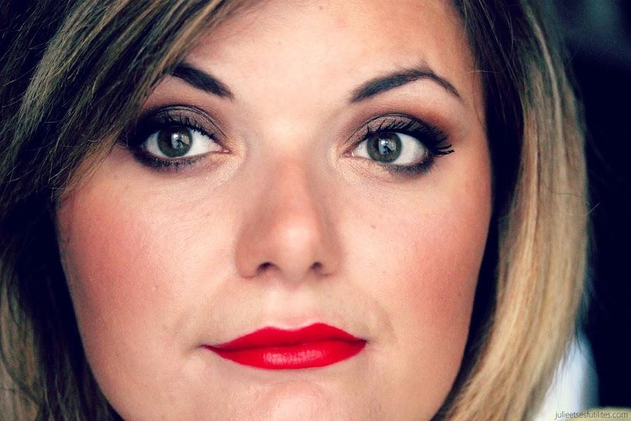 Un makeup d'Automne avec la palette Naturally Yours de Zoeva ! julieetsesfutilites.com