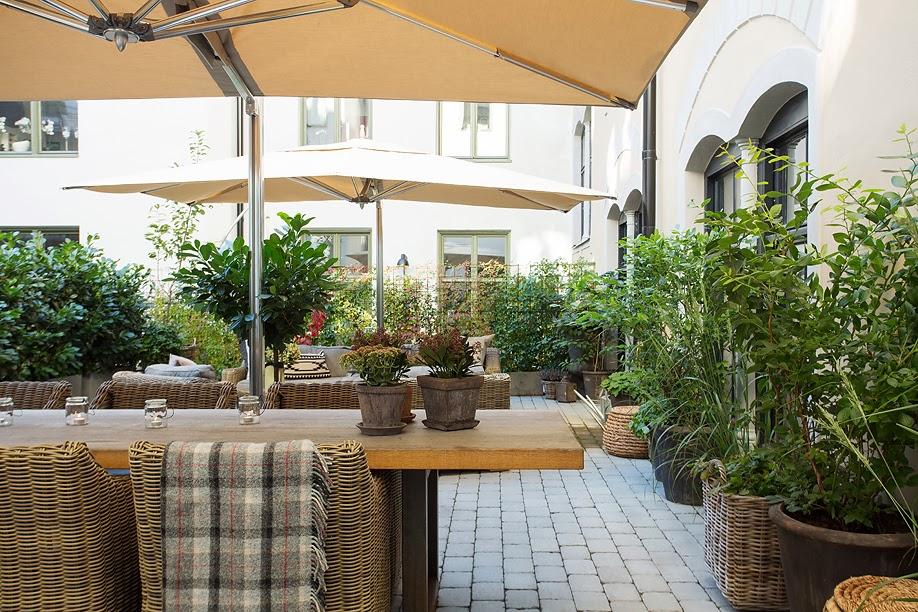 Eccellente recupero industriale blog di arredamento e for Terrazze arredate con piante