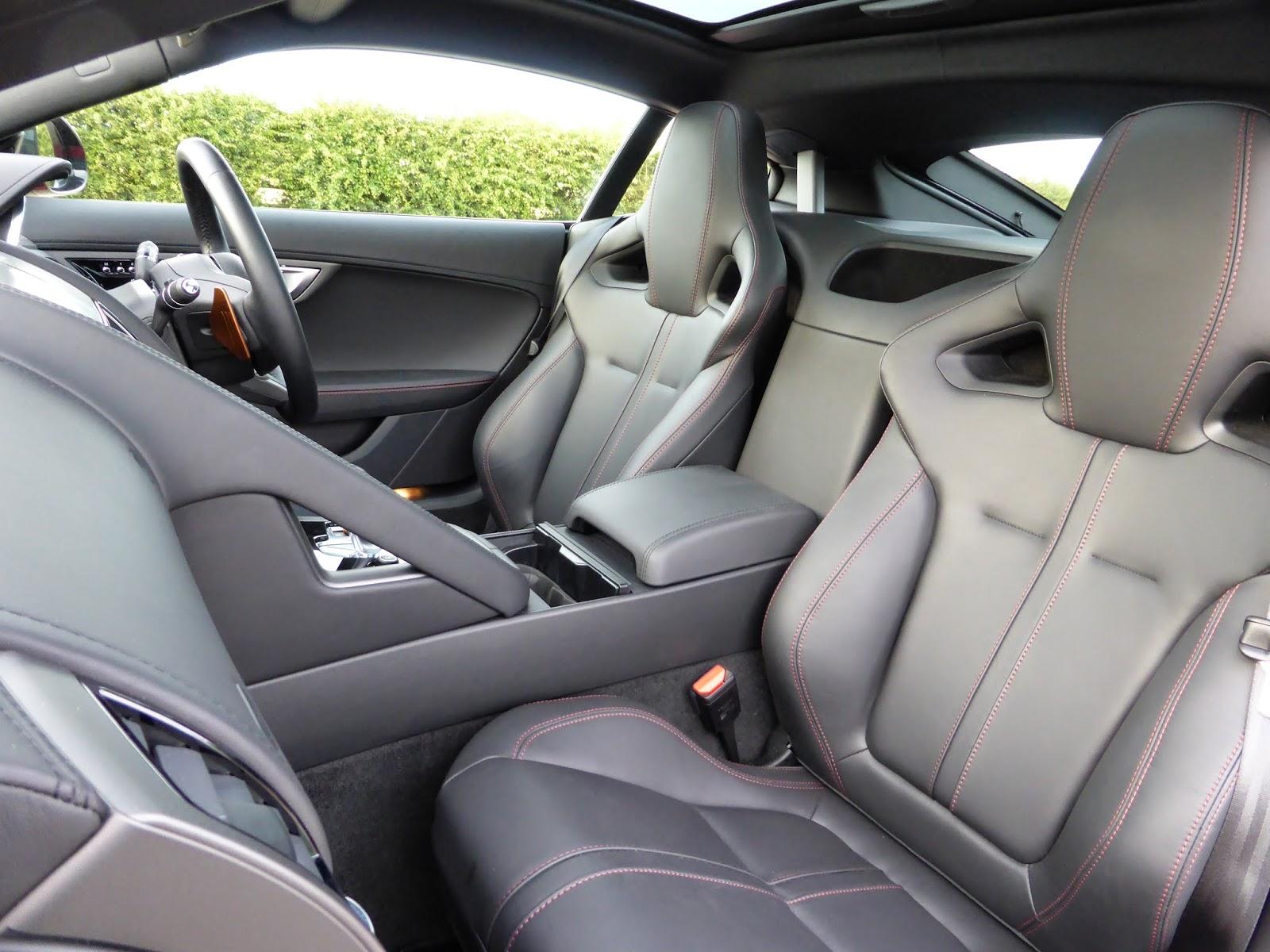 2014 Jaguar F-Type Coupe V6 S