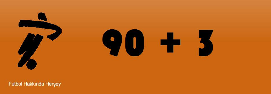 90 + 3
