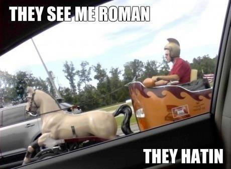 They See Me Roman