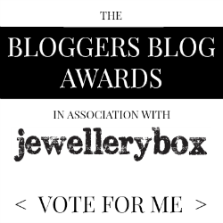 Vote for me in the Best Travel Blog category!