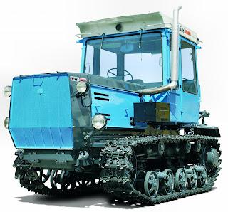 Гусеничный трактор ХТЗ-181