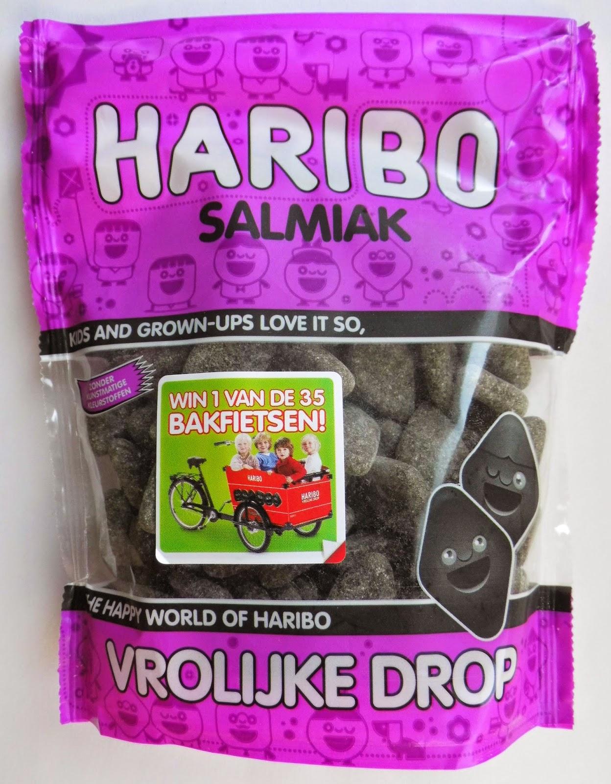 Vrolijke Drop - salmiak