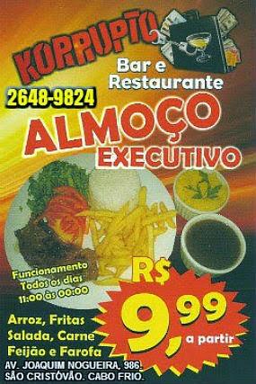 Restaurante Korrupto