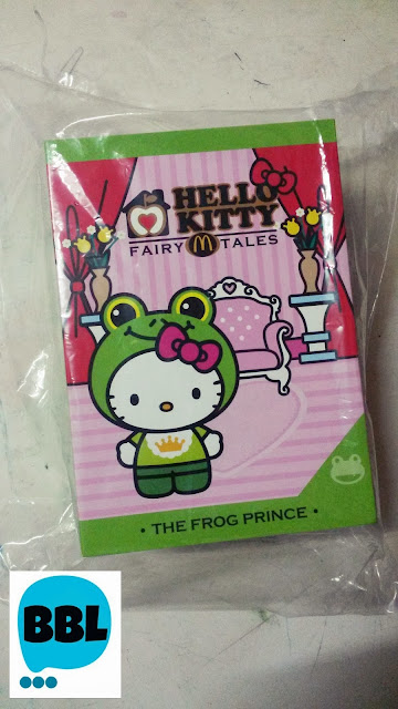 Update Patung Hello Kitty The Frog Prince