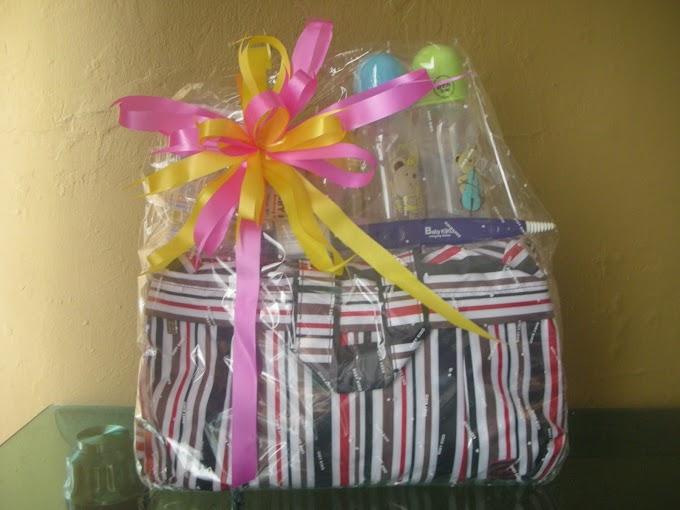 Hadiah untuk Baby Faris