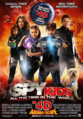 Điệp Viên Nhí 4 - Spy Kids 4: All The Time In The World 4d ...