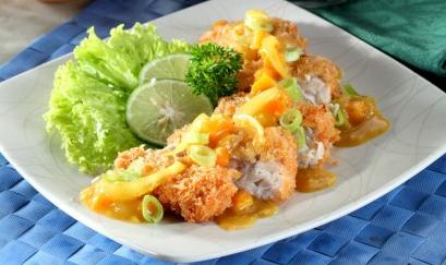 Download Resep Nila Goreng Saus Kari