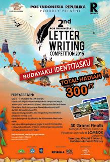 Lomba Menulis Surat
