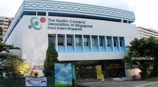Muslim Converts Assosciation of Singapore