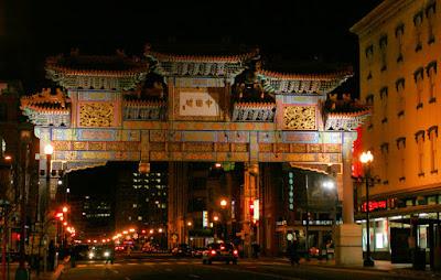 Washington DC Chinatown www.chinatownreport.com