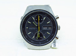 CITIZEN CHRONOGRAPH DARK GREY DIAL - AUTOMATIC - PART B